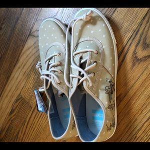 Toms Disney's Cinderella lace up sneakers
